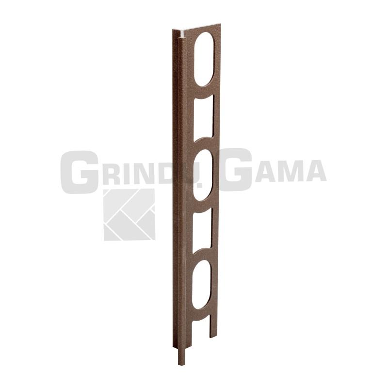 ''Santorini Deep Oak'' 800 Wood XL WINEO viniline danga